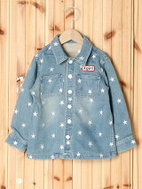 JACKET STAR EMBROIDERY (4T~7T)