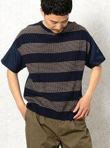 KC BOR CLOTH/COMBI C/N サマーニット / Tシャツ