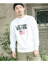 VANS Flying-V U.S.FlagSweat