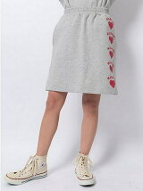 BROKEN HEART SKIRT
