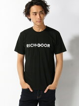 RICHDOOR/(U)RICH DOOR LOGO TEE