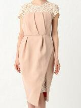 Ladyカッティングレングスドレス