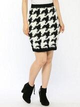 【セットアップ対応商品】フェザージャガードスカート