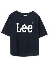 Lee×earth LOGO Tシャツ