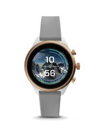 FOSSIL SMARTWATCH (U)FTW6025 フォッシル ファッショングッズ 腕時計 グレー【送料無料】