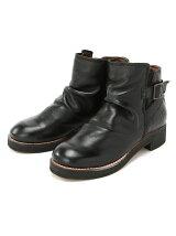 (L)ジョッパーブーツ ブラック