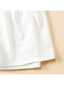 女の子らしいシルエットの半袖カットソー
