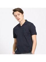 【Sea Iland Cotton】オープンカラーシャツ