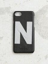 【別注】∴<Hashibami>アルファベットプリント iPhone7ケース