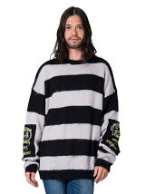 Terence border knit