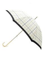 スカーフチェック長傘