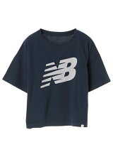 newbalance×earth ロゴTシャツ
