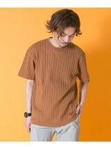 ワイドリブルーズTシャツ