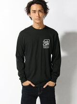 RICHDOOR/(U)RICH DOOR L/S TEE