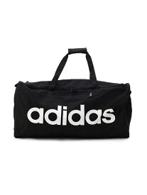 adidasリニアロゴビッグボストンバッグ ピンク ラテ バッグ【送料無料】