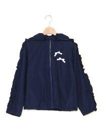 【SALE/10%OFF】タフタリボン付きジャケット ベベ オンライン ストア コート/ジャケット【RBA_S】【RBA_E】