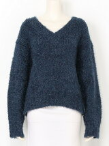 SHAGGY VOLUME KNIT