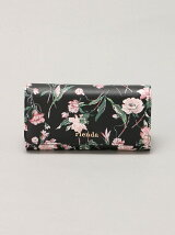 rienda/OLD ROSE FLOWER PRINT FLAP WALLET