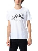 グラフックセットインネックTシャツ