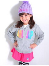 ANAP KIDSグラデーションロゴパーカー