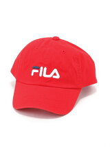 FILA/(W)FLS LINEAR LOGO LOW CAP
