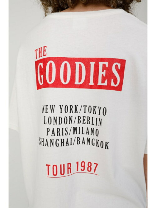 THE GOODIES TOUR Tシャツ