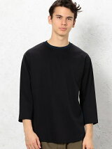 KC SIDE/KNIT COMBI CN 7S カットソー