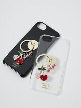 CHERRY RING iPhone CASE