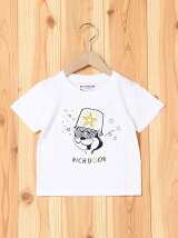 RICHDOOR/(K)POP HEADS KID'S TEE