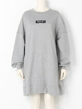 BAR BIG SWEAT DRESS