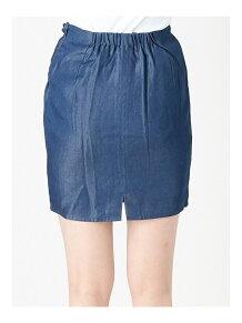 シャツ風タイトスカート