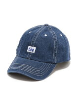 LEE/(W)LE LOW CAP DENIM