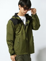 NYLON PARKA JACKET