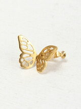 Butterfly earrings B coming