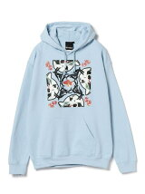 BEAMS T / NEKO Sweat Hoodie
