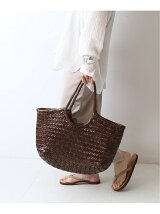 【DRAGON】 NANTUCKET BASKET BIG バッグ◆