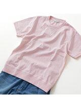 ピグメントスエットTシャツ