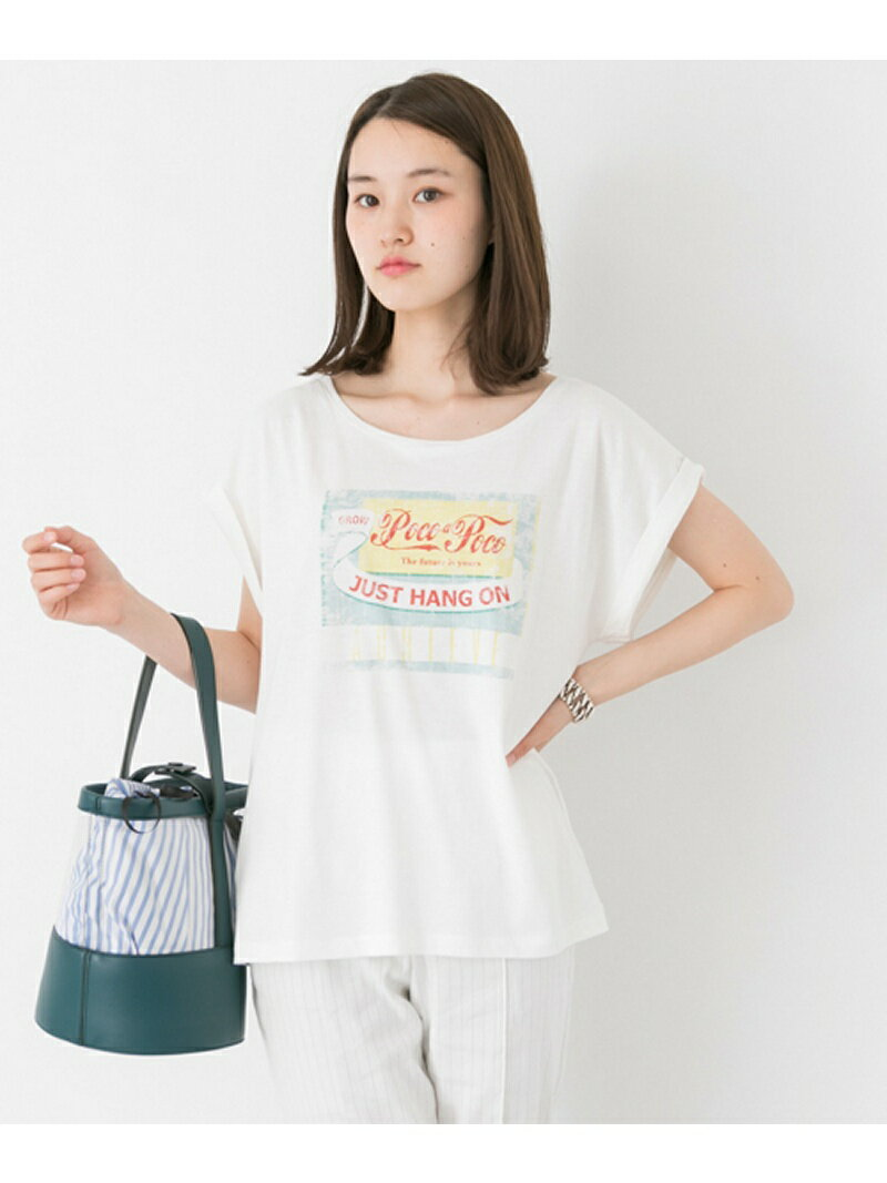 【SALE/38%OFF】URBAN RESEARCH ヴィンテージ風プリントTシャツ アーバンリサーチ カットソー【RBA_S】【RBA_E】【送料無料】