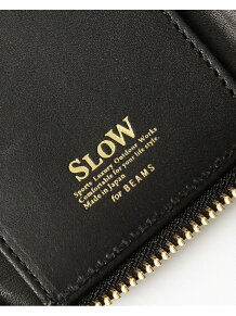 SLOW × BEAMS / 別注 ショートウォレット