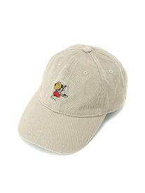 【SALE/30%OFF】B:MING by BEAMS / Disney ミッキーマウス 刺繍 キャップ ビーミング ライフストア バイ ビームス ファッショングッズ【RBA_S】【RBA_E】