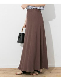 【SALE/50%OFF】Sonny Label リブマーメイドカットスカート サニーレーベル スカート スカートその他 ブラウン ホワイト ブラック