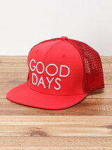 JABURO 3D COL MESH CAP