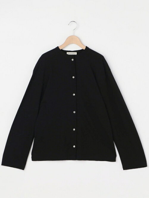 【THE SHINZONE】HIGH TWIST COTTON CARDIGAN WOMEN