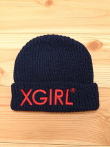 KNIT CAP EMBROIDERY LOGO