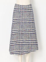 MALLCHECKTWEED Skirt
