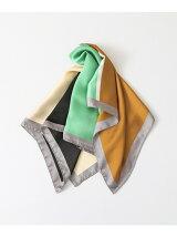 4カラースカーフ