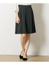オータムカラーポンチ スカート