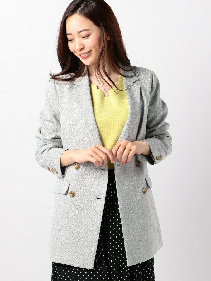 【SALE/78%OFF】MEW'S REFINED CLOTHES ロングテーラードジャケット ミューズ リファインド クローズ コート/ジャケット【RBA_S】【RBA_E】