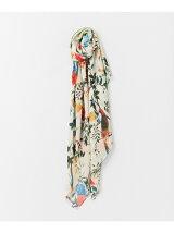 ボタニカルスカーフ