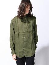 (M)M/Nリネンレギュラーシャツ